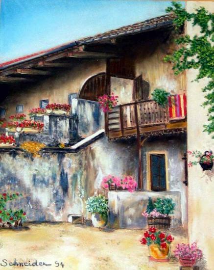 St Amour - Maison vendangeurs
