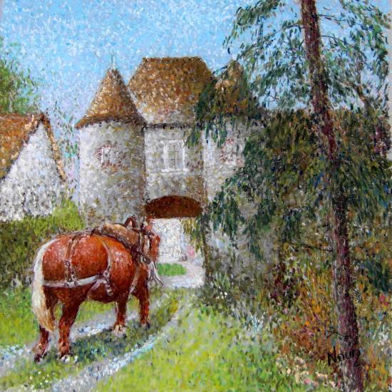 Chatelet de St Maurice