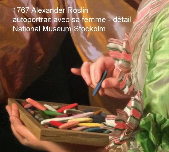 Autoportrait a roslin1767