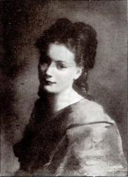 Gratia charles louis jeune femme 1887