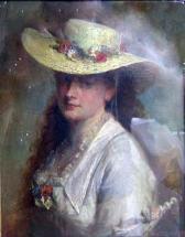 Gratia charles louis portrait de femme02