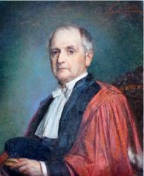 Gratia charles louis portrait de magistrat 1841