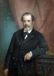 Gratia charles louis portrait presume d eugene pereire 1884